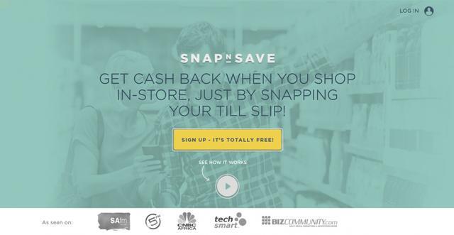 南非消费返现电商初创公司 SnapnSave 完成种子轮融资