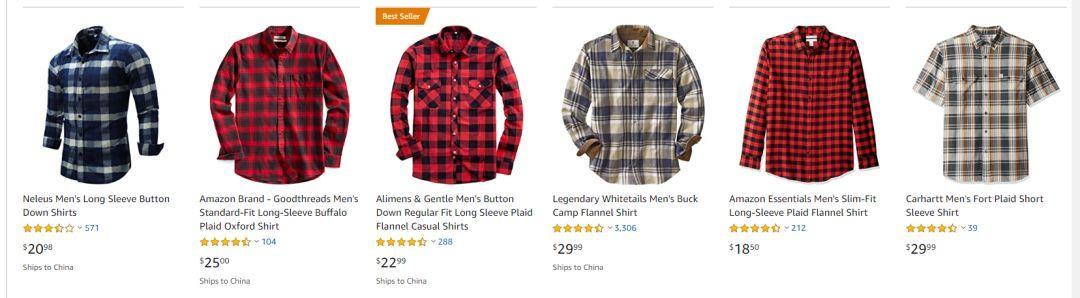 跨境电商选品:什么样的男装最好卖?
