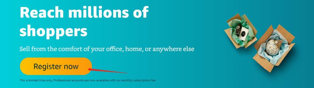 亚马逊沙特站企业版开店注册流程